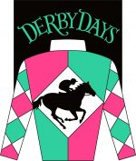 Derby Days with H & J G Flag